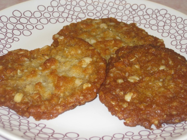 Anzac Biscuits (12)