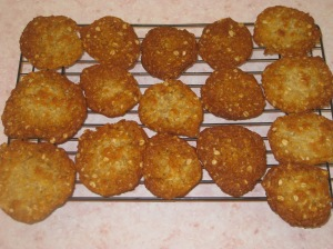 Anzac Biscuits (9)