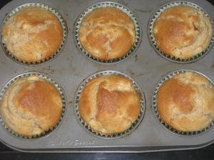 Apple Muffins (6)