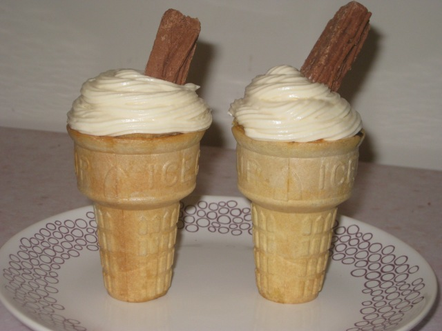 Ice Cream Cupcakes (15)