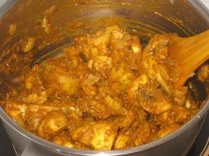 One-pot Vegan Curry (3)