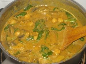 One-pot Vegan Curry (6)