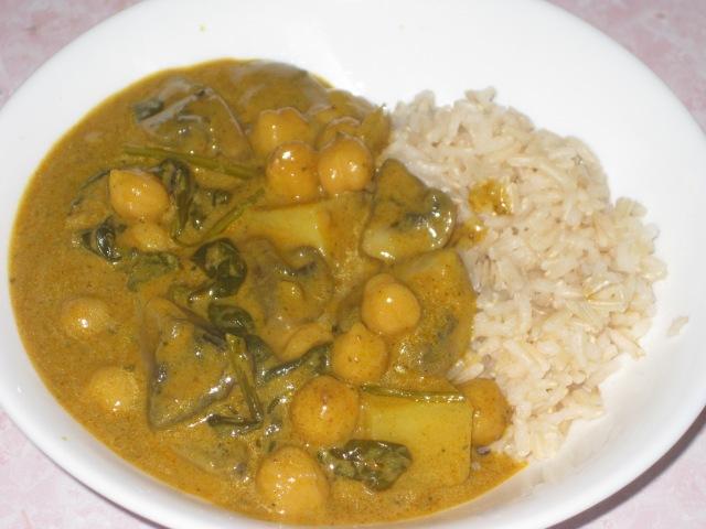 One-pot Vegan Curry (7)