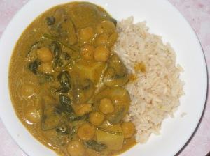 One-pot Vegan Curry (8)