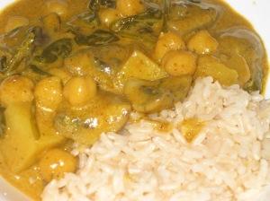 One-pot Vegan Curry (9)
