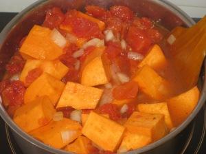 Sweet Potato and Kale Stew (4)
