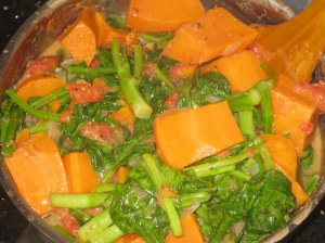 Sweet Potato and Kale Stew (6)
