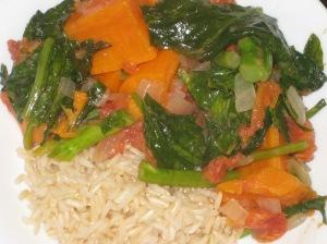 Sweet Potato and Kale Stew (7)