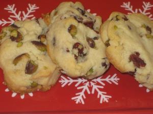 Cranberry and Pistachio Cookies (11)