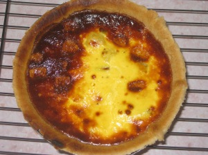 New Potato, Spring Onion and Cheddar Quiche (13)