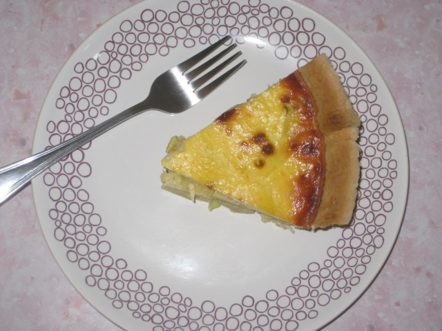 New Potato, Spring Onion and Cheddar Quiche (15)