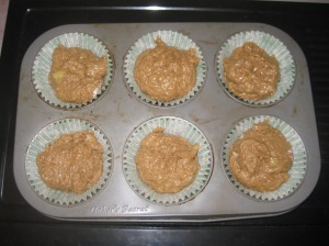 Vegan Banana Muffins (10)