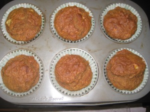 Vegan Banana Muffins (11)