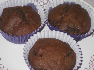 Vegan Chocolate Muffins (14)