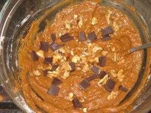 Vegan Chocolate Muffins (6)