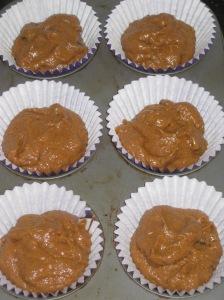 Vegan Chocolate Muffins (8)