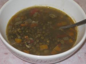 French Lentil Soup (6)