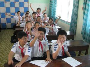 Grade 7 Duc Tri