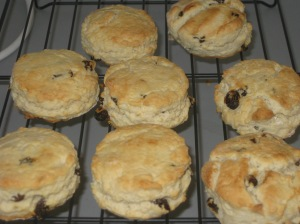 Vegan Scones (10)