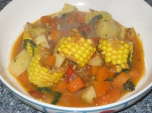 Bolivian Sweetcorn Stew (10)