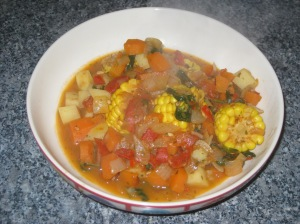 Bolivian Sweetcorn Stew (8)