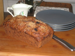 Boozy Banana Bread (14)