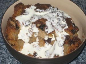 Chez Helene Bread Pudding (11)