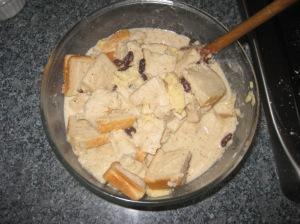 Chez Helene Bread Pudding (2)