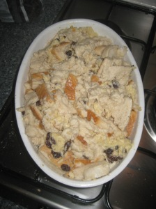 Chez Helene Bread Pudding (3)