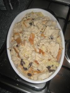 Chez Helene Bread Pudding (3)
