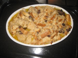 Chez Helene Bread Pudding (4)