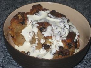 Chez Helene Bread Pudding (9)