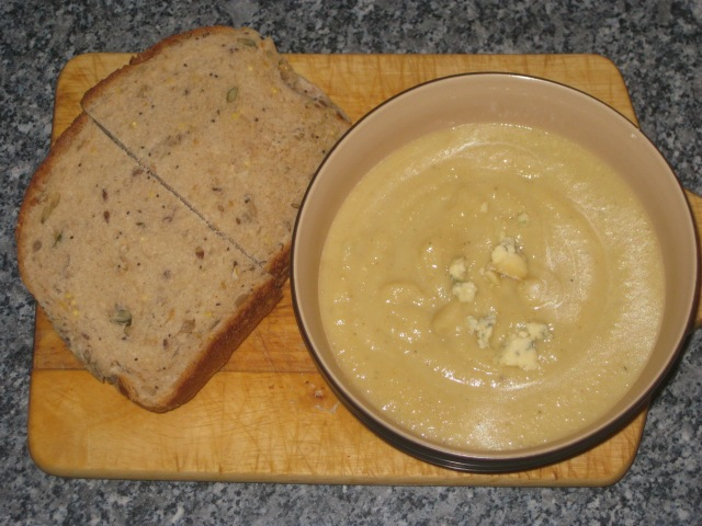 Parsnip and Stilton Soup (13)