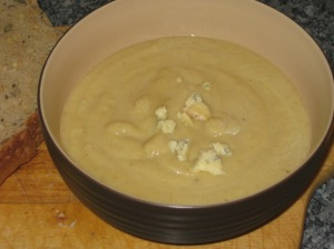 Parsnip and Stilton Soup (14)