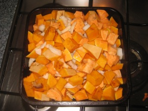 Roasted Butternut Squash Soup (1)