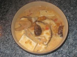 Tofu and Oyster Mushroom Laksa (11)