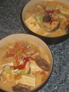 Tofu and Oyster Mushroom Laksa (13)