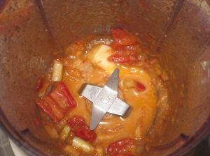 Tofu and Oyster Mushroom Laksa (2)