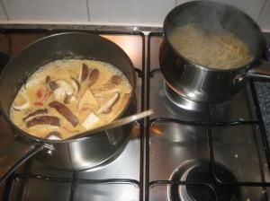 Tofu and Oyster Mushroom Laksa (8)