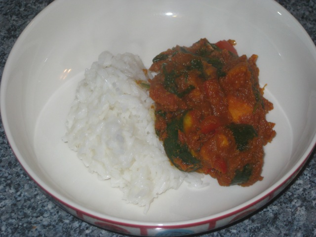 Vegetable Curry (12)