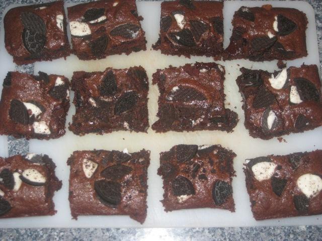 Oreo Brownies (11)