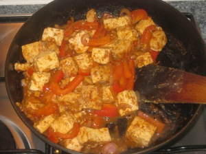 Thai Red Curry Tofu (6)