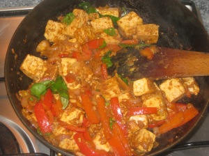 Thai Red Curry Tofu (7)