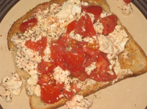 Tomato and Basil Tofu Scramble (11)