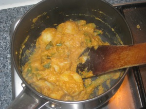 Wild Rice Dumplings and Lemongrass Curry (17)