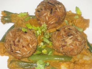 Wild Rice Dumplings and Lemongrass Curry (22)