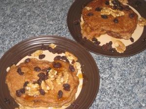 Carrot Cake Pancakes (8)
