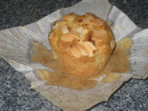 Cherry Almond Muffins (9)