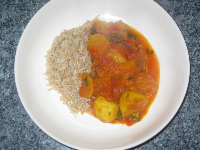 Mint and Root Vegetable Curry (10)