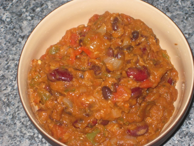 Meaty Beany Chilli (10)